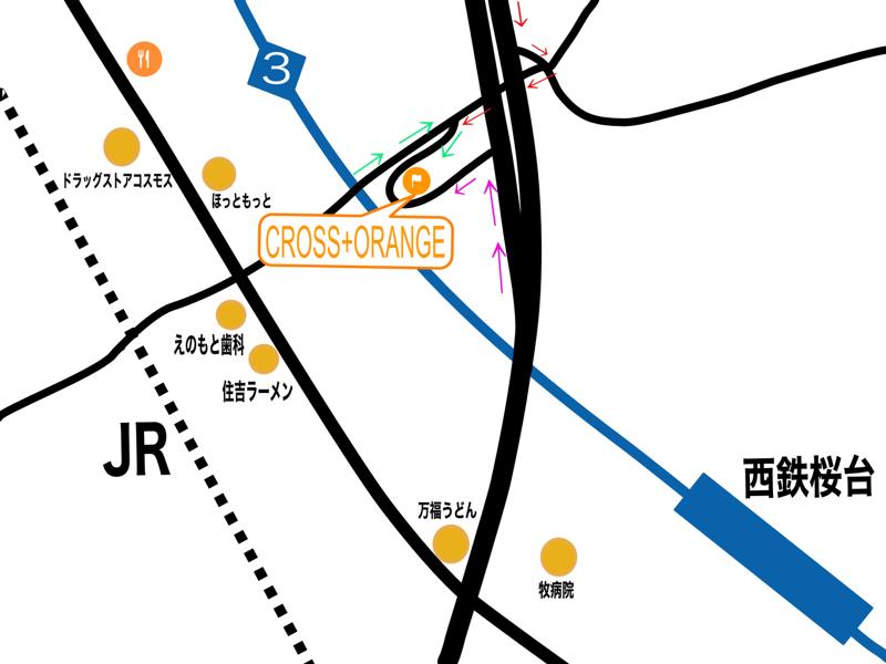 アクセスマップ01