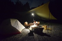 キャンプ行ってきました①