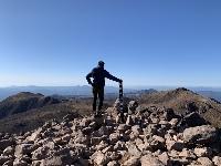 秋の九重連山へ