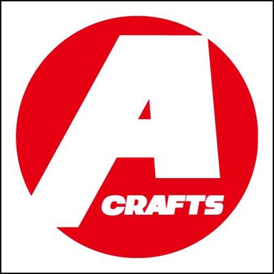 アシモクラフツ ロゴ