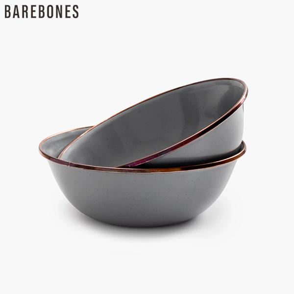 BAREBONES エナメルボウル 2個セット