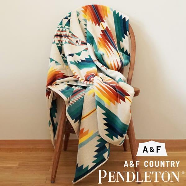 PENDLETON ジャガードバスタオルオーバーサイズ XB233