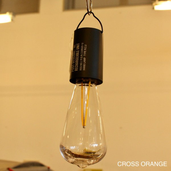 【LEDランプ】HANG LAMP RECHARGEABLE UNIT