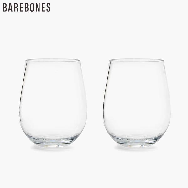BAREBONES ワイングラス2個セット