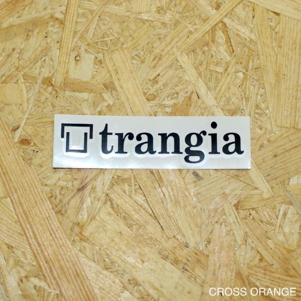 【Trangia】トランギアステッカーS