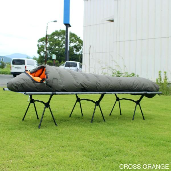 【NANGA】【限定生産】NANGA×CROSS ORANGE 別注モデル AURORA 800STD