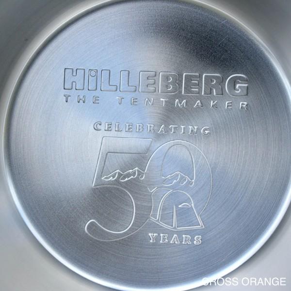 【HILLEBERG】50th ステンレスシェラカップ