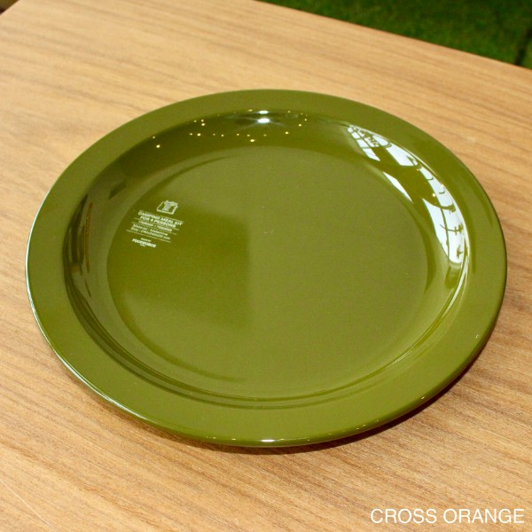 【FOOD FORCE】CAMPING MEAL PLATES プレート メラミン