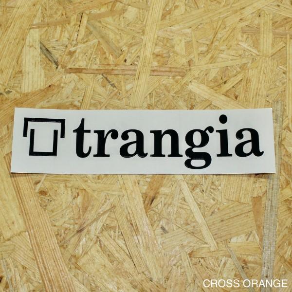 【Trangia】トランギアステッカーL