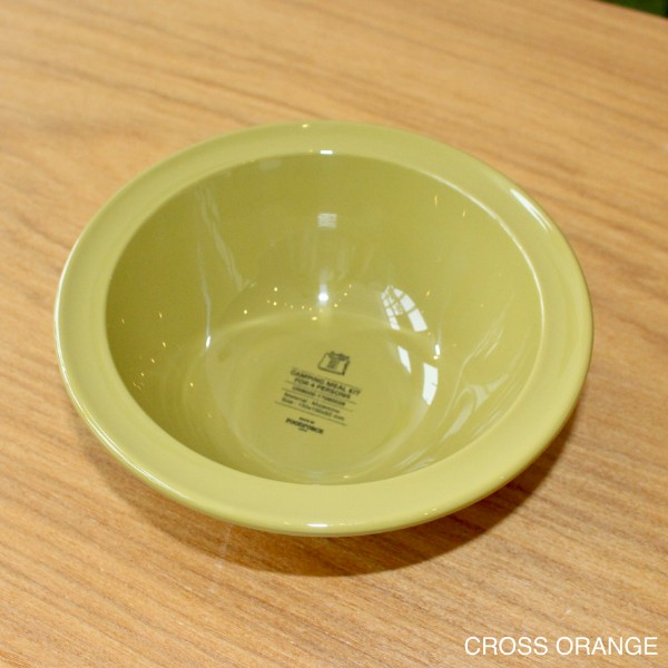 【FOOD FORCE】CAMPING MEAL PLATES ボウル メラミン