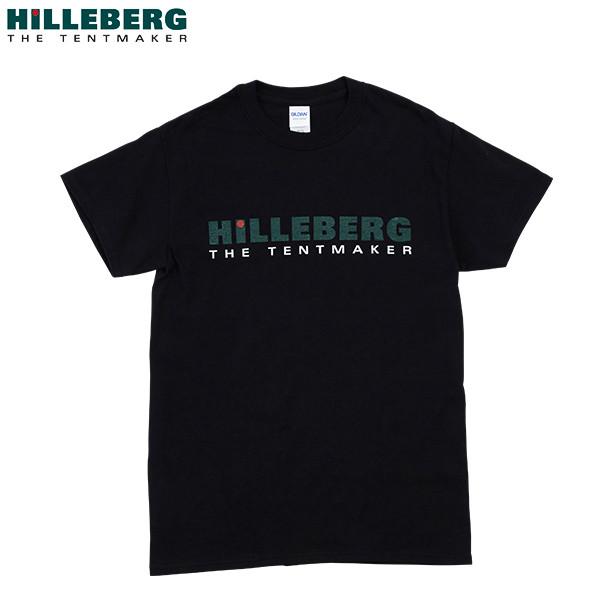 HILLEBERG ロゴTシャツ バージョン2