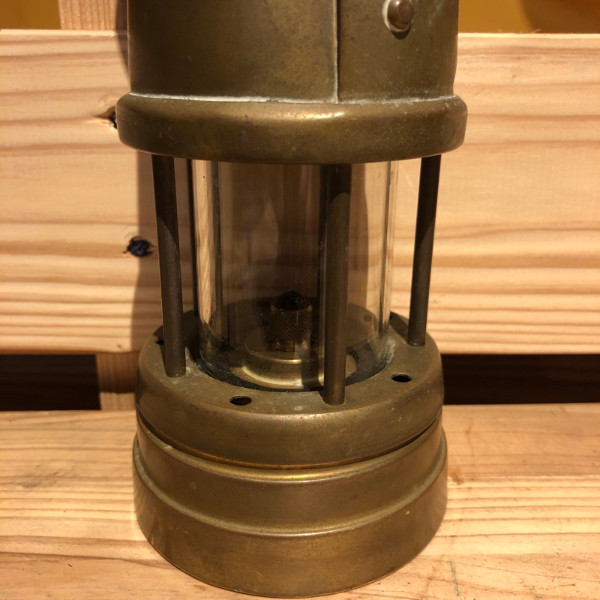 cambrian Lamp HOCKLEY LAMP & LIMELIGHT COMPANY