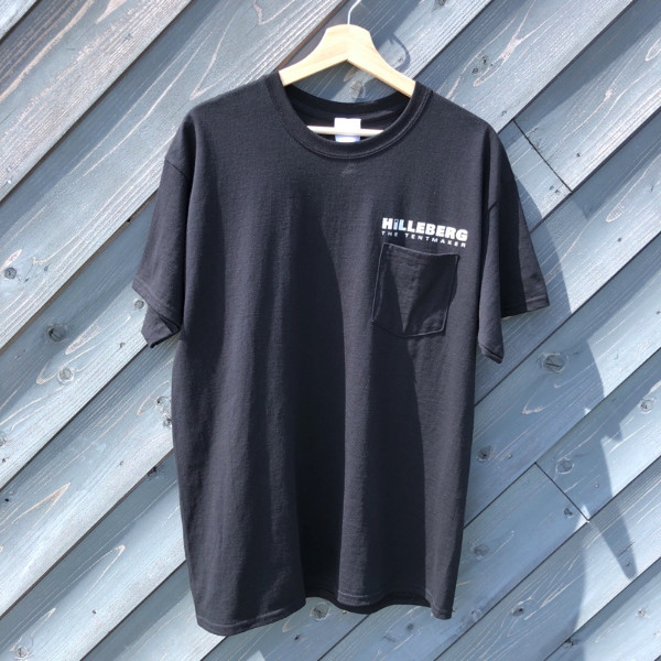 HILLEBERG  50th ポケットTシャツ