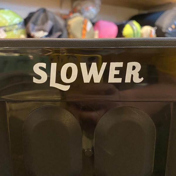 【SLOWER】Estoril フォールディングコンテナー  折り畳み式