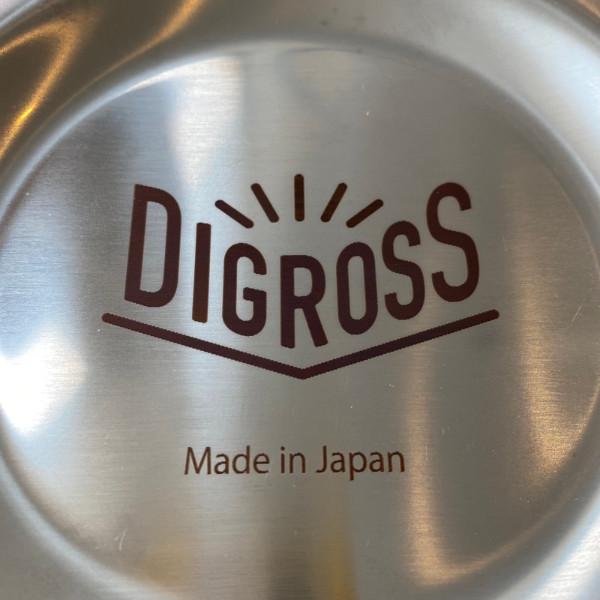 【DIGROSS】ディグロス シェラカップリッド  ステンレス