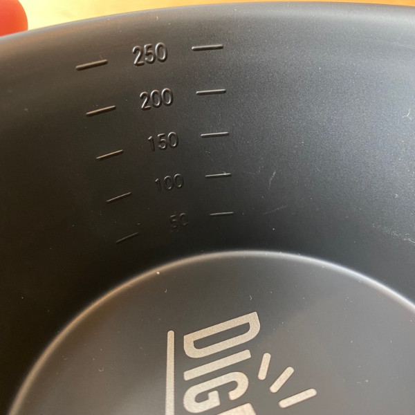 DIGROSS ブラックシェラカップ 深型