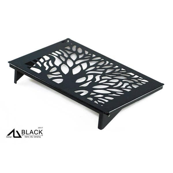 BLACK DESIGN アイアンプレート