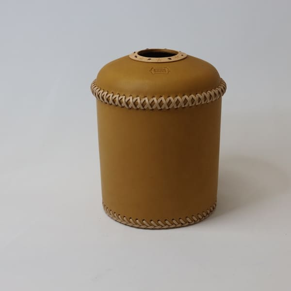 PINOWORKS OD缶レザージャケット 500