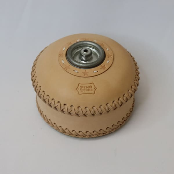 PINOWORKS OD缶レザージャケット 110