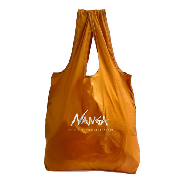 NANGA ポケッタブルエコバッグ