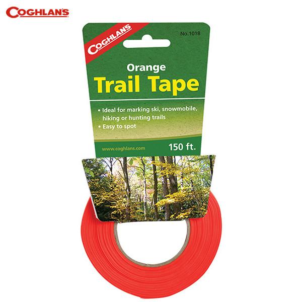 コフラン オレンジトレイルテープ