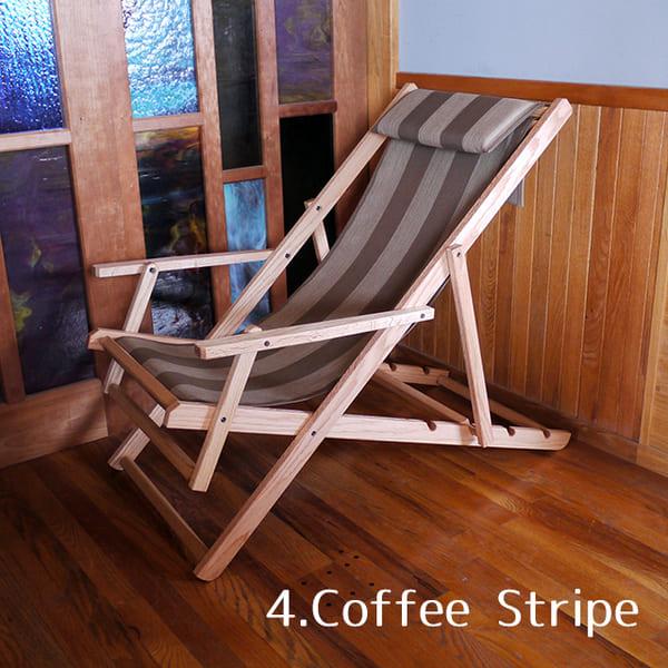 OUTSIDE IN Tabi Margaritaville Sling  Coffee Stripe