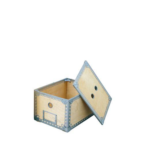 DULTON WOODEN BOX