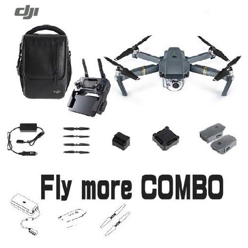 【DJI】MAVIC PRO Fly more combo セット