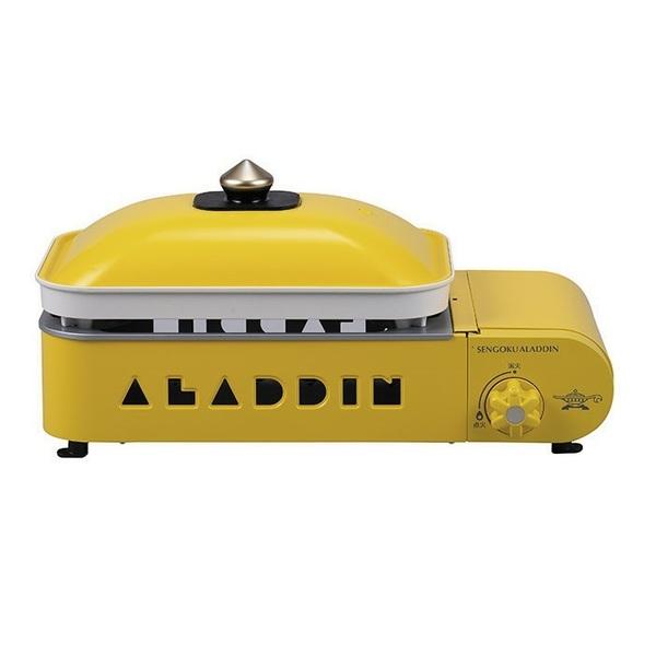 SENGOKU ALADDIN ポータブル ガス ホットプレート プチパン